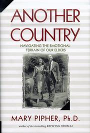 Another country by Mary Bray Pipher