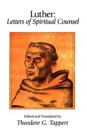 Luther by Martin Luther