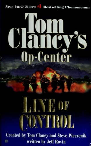 Line of Control by Tom Clancy