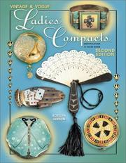 Vintage & vogue ladies' compacts by Roselyn Gerson