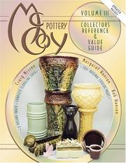 McCoy pottery by Bob Hanson