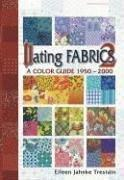 Dating fabrics 2: a color guide 1950-2000 by Eileen Jahnke Trestain