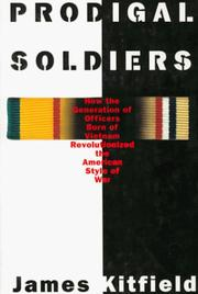 Prodigal soldiers PDF