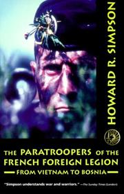 The paratroopers of the French Foreign Legion PDF