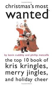 Christmas's most wanted PDF
