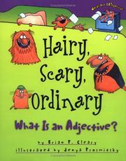 Hairy, Scary, Ordinary PDF