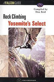 Rock climbing Yosemite's select PDF
