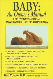 Baby: An Owner's Manual PDF