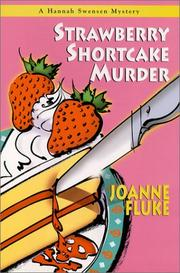 Strawberry shortcake murder by Joanne Fluke