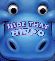 Hide That Hippo (Chompers) PDF