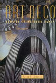 Art Deco by Susan A. Sternau