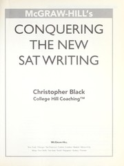 Conquering the new SAT writing