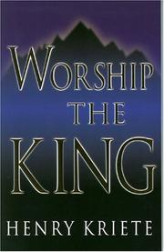 Worship the King PDF