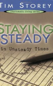 Staying Steady in Unsteady Times PDF