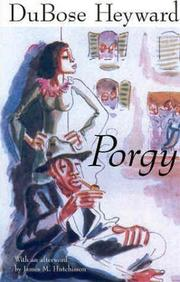 Porgy by DuBose Heyward
