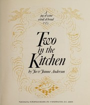 Two in the kitchen