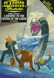 Cover of: A Journey to the Center of the Earth by Jules Verne