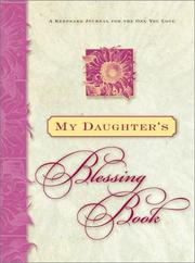 My Daughter's Blessing Book PDF