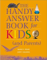 The handy answer book for kids (and parents) PDF