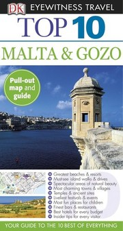 Cover of: Top 10 Malta and Gozo (Eyewitness Top 10 Travel Guide)