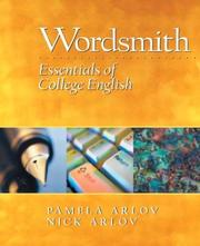 Wordsmith by Pamela Arlov