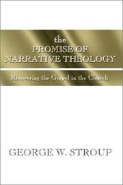 The Promise of Narrative Theology by George W. Stroup