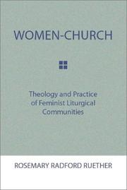 Women-Church by Rosemary Radford Ruether