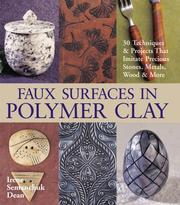 Faux Surfaces in Polymer Clay PDF