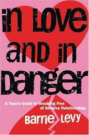In love and in danger by Barrie Levy