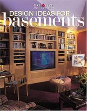 Design Ideas for Basements (Design Ideas Series) PDF