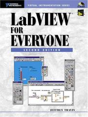 LabVIEW for everyone PDF