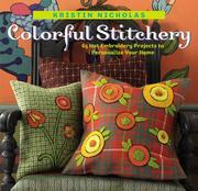 Colorful stitchery PDF