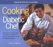 Cooking with the Diabetic Chef PDF