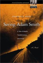 Saving Adam Smith PDF