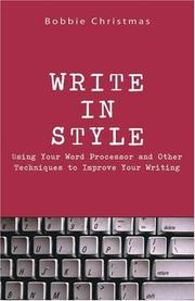 Write in Style PDF
