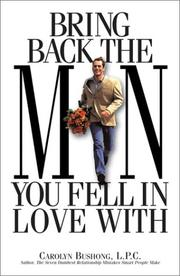 Bring Back the Man You Fell in Love With PDF