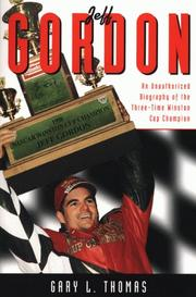 Jeff Gordon by Gary L. Thomas