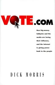 Vote.com by Dick Morris