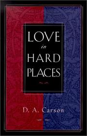 Love in Hard Places PDF