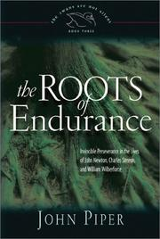 The Roots of Endurance PDF