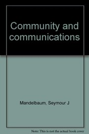 Community and communications