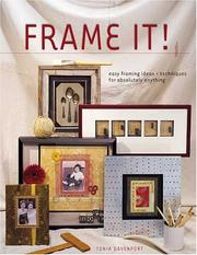 Frame It! by Tonia Davenport
