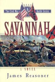Savannah by James Reasoner