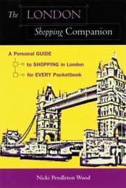 The London shopping companion PDF