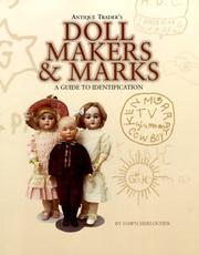 Antique Trader's Doll Makers and Marks PDF