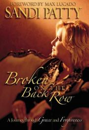 Broken On The Back Row by Sandi Patty