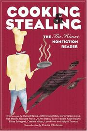 Cooking and Stealing PDF