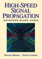 High Speed Signal Propagation PDF