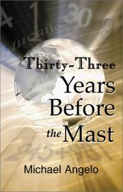 Thirty-Three Years Before the Mast PDF