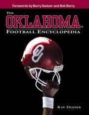 Oklahoma Football Encyclopedia by Ray Dozier